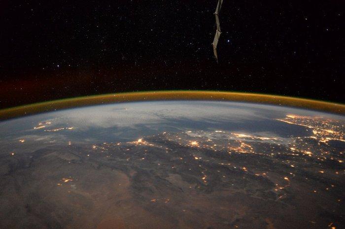Δείτε τη γη από ψηλά: Με τα μάτια ενός αστροναύτη - εικόνα 6