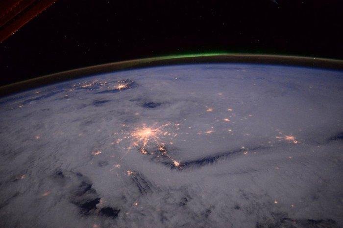 Δείτε τη γη από ψηλά: Με τα μάτια ενός αστροναύτη - εικόνα 8