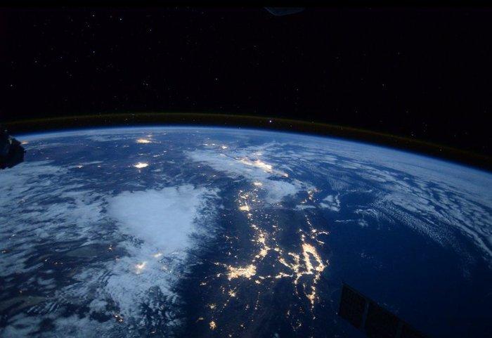 Δείτε τη γη από ψηλά: Με τα μάτια ενός αστροναύτη - εικόνα 14