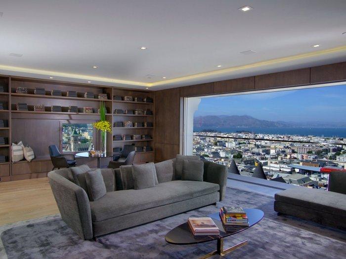 Μέσα στο πιο ακριβό σπίτι του Σαν Φρανσίσκο αξίας 28 εκατ. δολαρίων - εικόνα 11