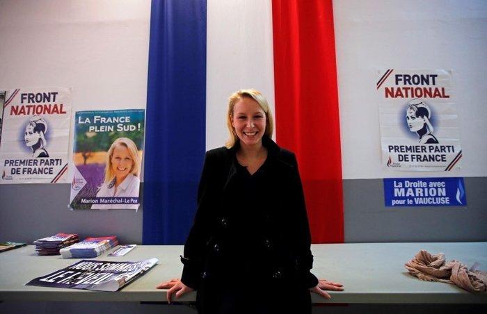 Μαριόν Λεπέν: Το νέο πρόσωπο της γαλλικής ακροδεξιάς