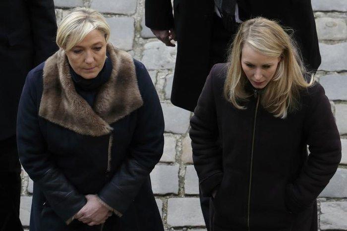 Μαριόν Λεπέν: Το νέο πρόσωπο της γαλλικής ακροδεξιάς - εικόνα 6