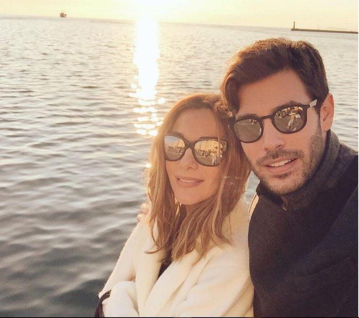 Δέσποινα Βανδή: Χαλαρές βόλτες στην αγαπημένη Θεσσαλονίκη της!