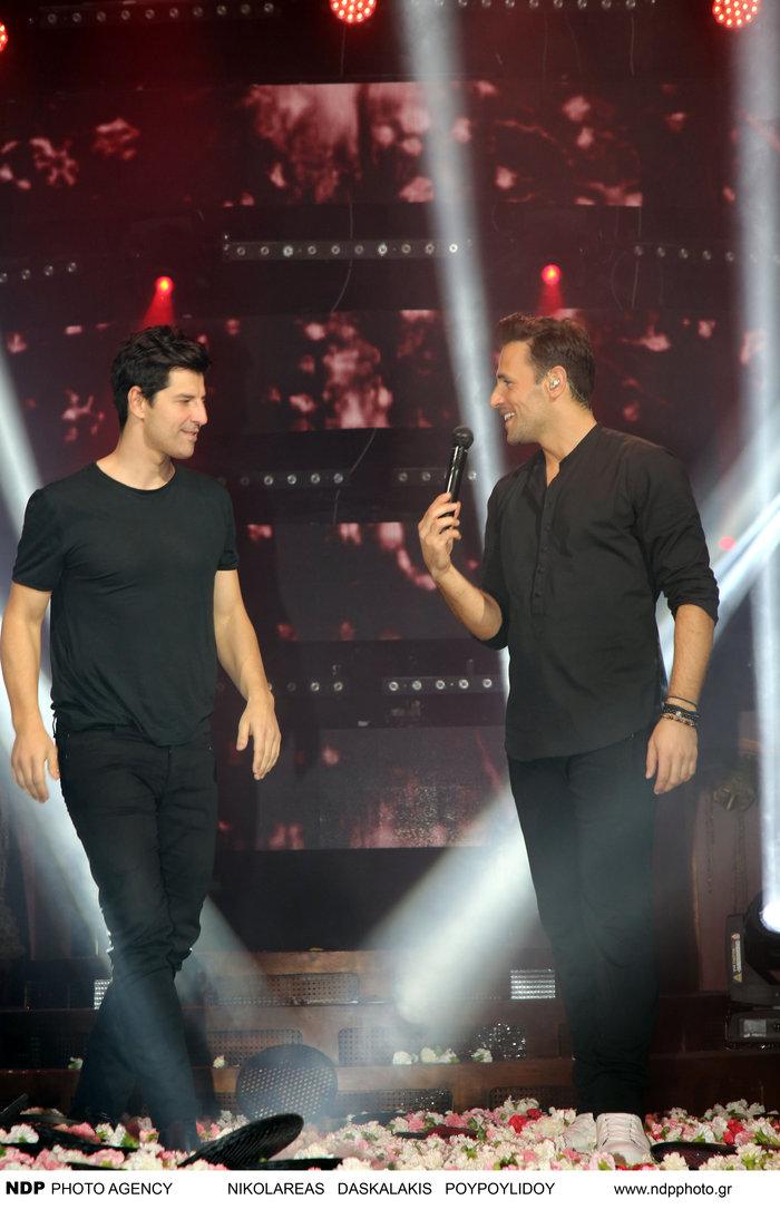 Ρουβάς - Βέρτης: Η απροσδόκητη συνύπαρξή τους στη σκηνή για πρώτη φορά! - εικόνα 2