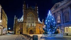 Οι 15  καλύτεροι προορισμοί για τα Χριστούγεννα