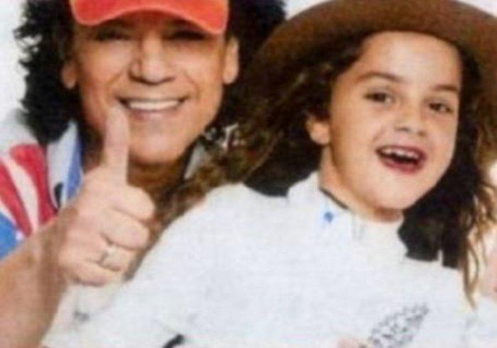 Ζένια Μπονάτσου: Η συγκλονιστική ομοιότητα με τον αξέχαστο μπαμπά της