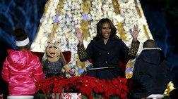 Πόσους διακοσμητές ζήτησε η Μ. Ομπάμα για τον στολισμό του Λευκού Οίκου;