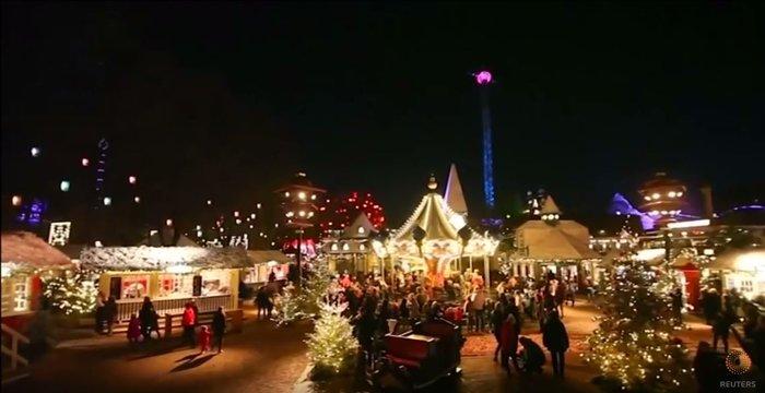 800.000 λαμπάκια στην πιο εντυπωσιακή χριστουγεννιάτικη αγορά της Ευρώπης - εικόνα 3