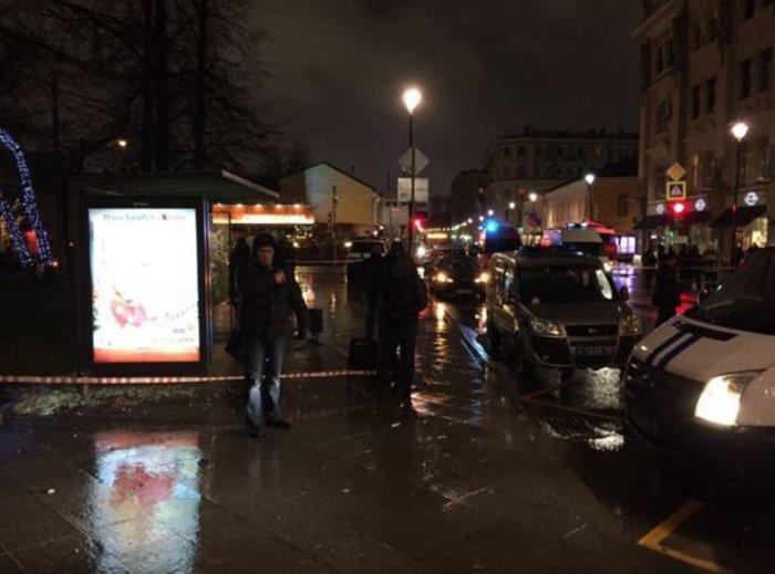 Εκρηξη βόμβας σε στάση λεωφορείου στη Μόσχα
