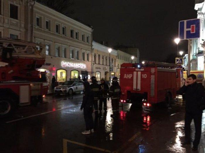 Εκρηξη βόμβας σε στάση λεωφορείου στη Μόσχα - εικόνα 2