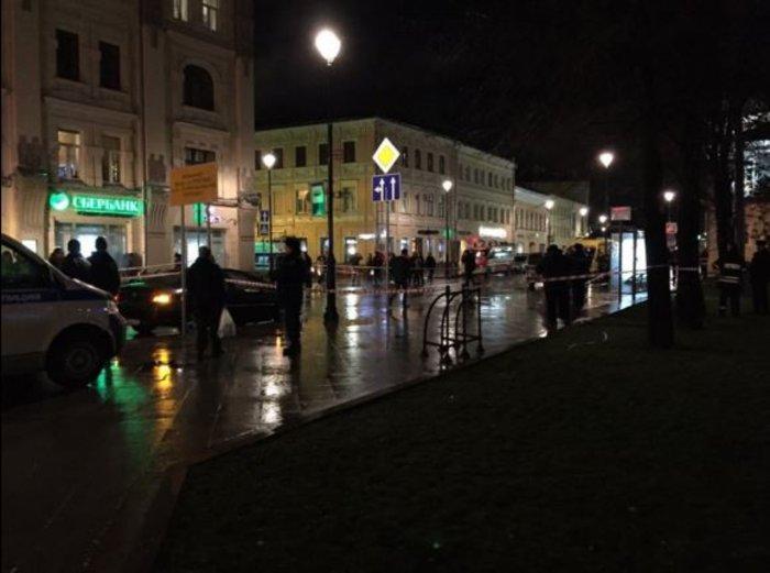 Εκρηξη βόμβας σε στάση λεωφορείου στη Μόσχα - εικόνα 3