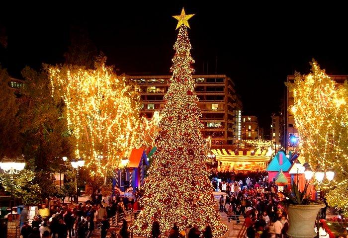 240 γιορτές από τον Δήμο στη Χριστουγεννιάτικη Αθήνα - εικόνα 9