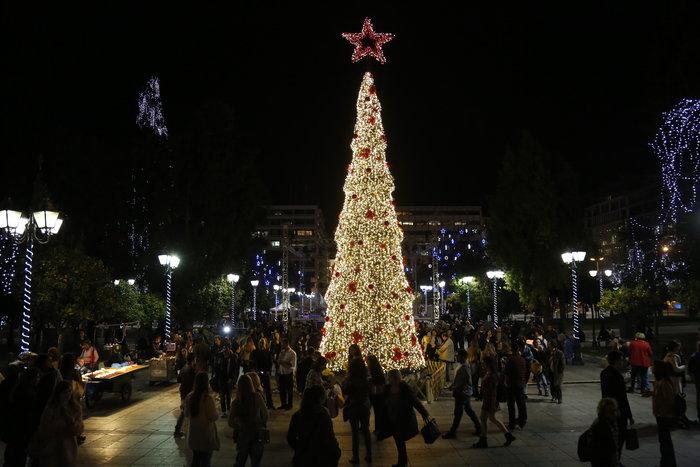 240 γιορτές από τον Δήμο στη Χριστουγεννιάτικη Αθήνα - εικόνα 10