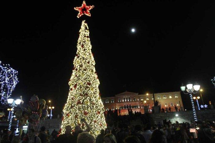 240 γιορτές από τον Δήμο στη Χριστουγεννιάτικη Αθήνα
