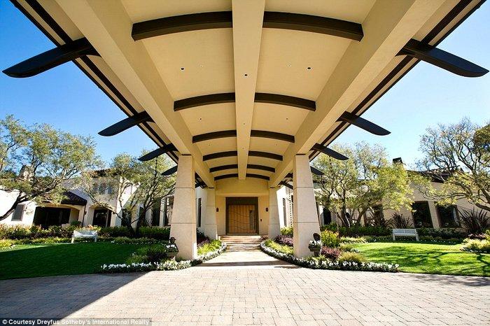 Aυτό είναι το πιο ακριβό σπίτι στην ιστορία της Silicon Valley, αξίας 88εκ$