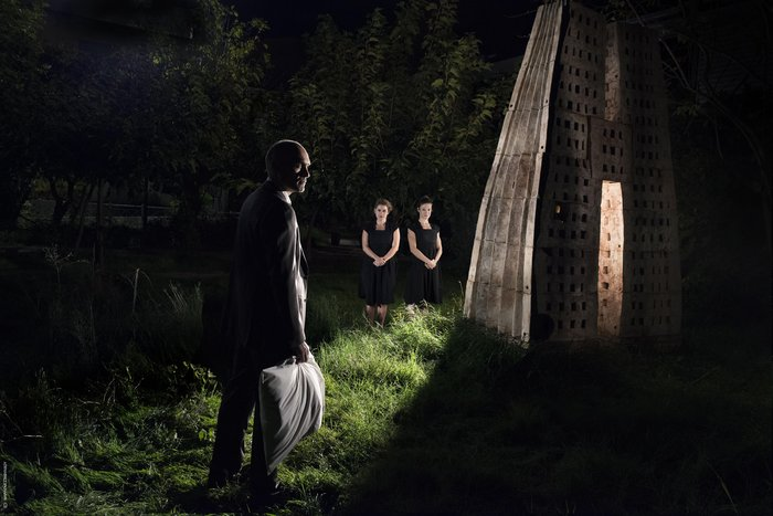 HOTEL: Ένα θεατρικό πρότζεκτ και για την αϋπνία - εικόνα 2