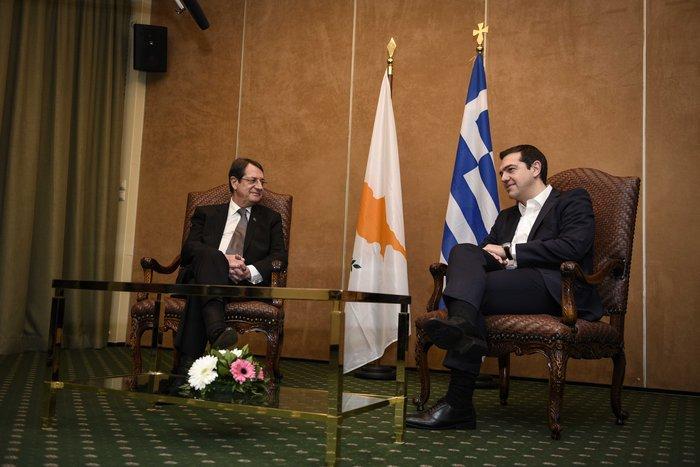 Τσίπρας:Η Ελλάδα και η Κύπρος είναι παράγοντες σταθερότητας στην περιοχή