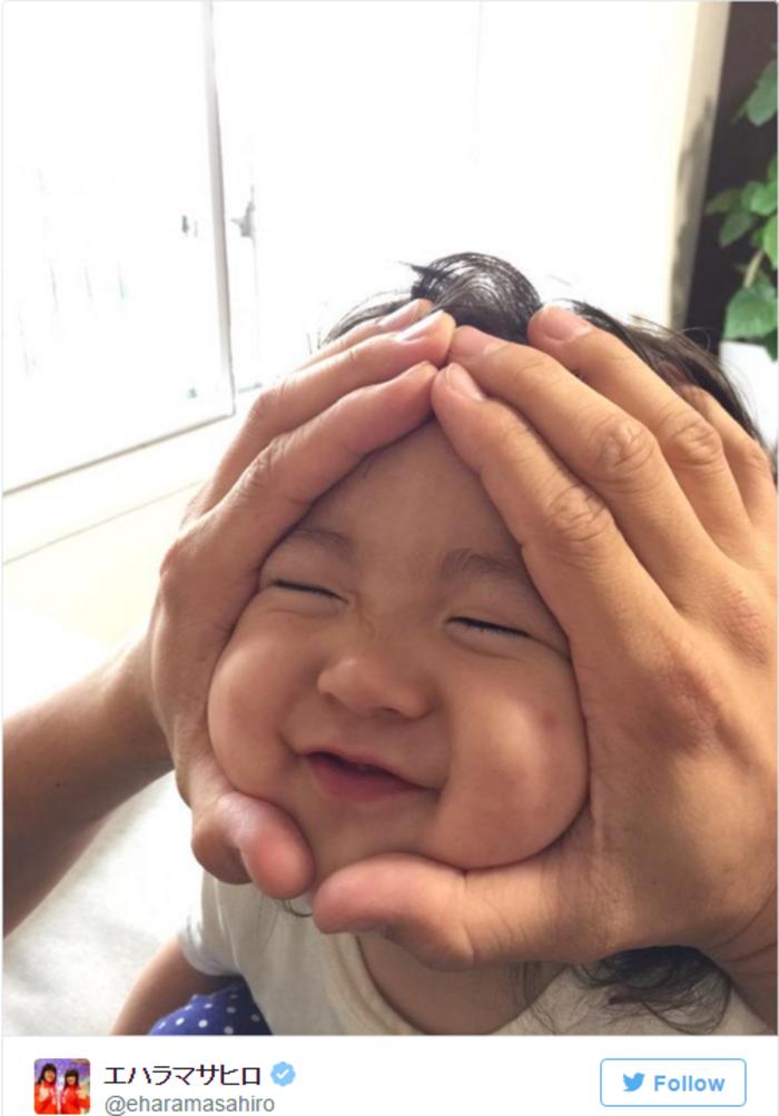 Ιαπωνική φρενίτιδα: Γονείς συμπιέζουν τα πρόσωπα των παιδιών τους - εικόνα 3