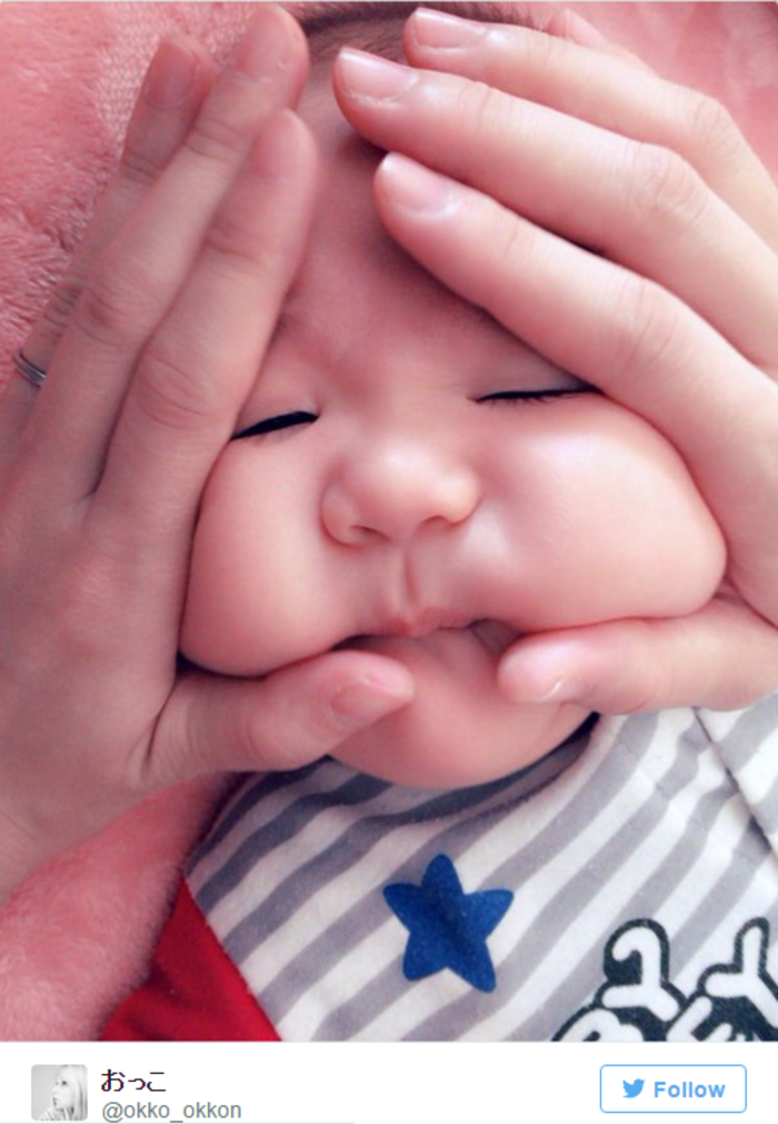 Ιαπωνική φρενίτιδα: Γονείς συμπιέζουν τα πρόσωπα των παιδιών τους - εικόνα 6