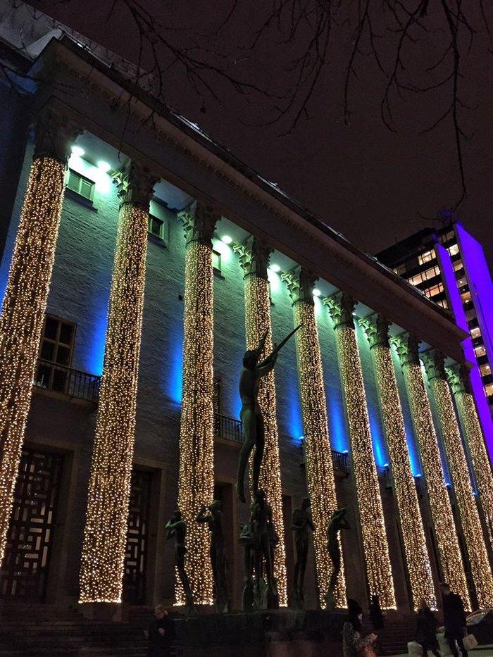 Αύρα Χριστουγέννων πλημμύρισε τη μαγευτική Στοκχόλμη! [Εικόνες] - εικόνα 5