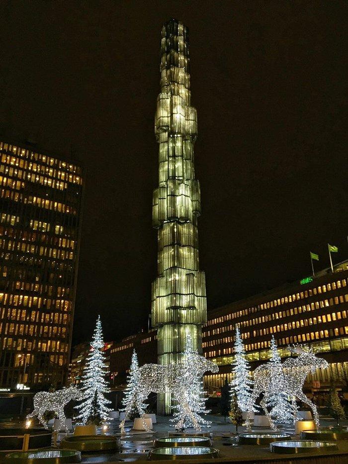 Αύρα Χριστουγέννων πλημμύρισε τη μαγευτική Στοκχόλμη! [Εικόνες] - εικόνα 6