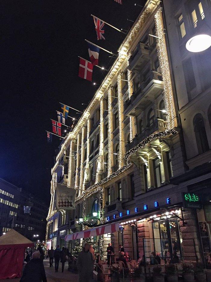 Αύρα Χριστουγέννων πλημμύρισε τη μαγευτική Στοκχόλμη! [Εικόνες] - εικόνα 8