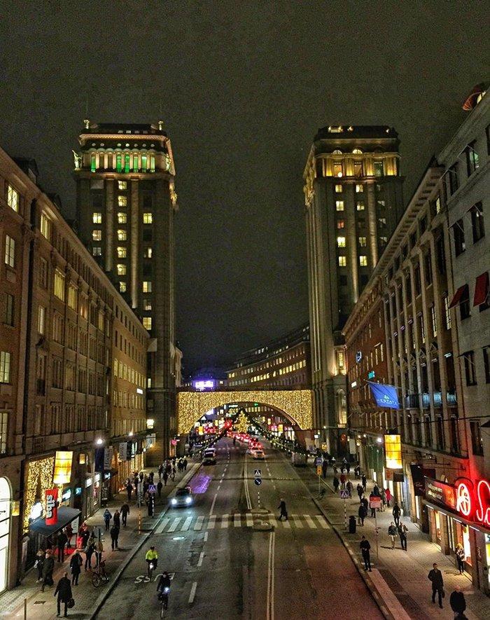Αύρα Χριστουγέννων πλημμύρισε τη μαγευτική Στοκχόλμη! [Εικόνες] - εικόνα 9