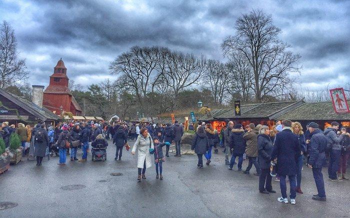 Αύρα Χριστουγέννων πλημμύρισε τη μαγευτική Στοκχόλμη! [Εικόνες] - εικόνα 26