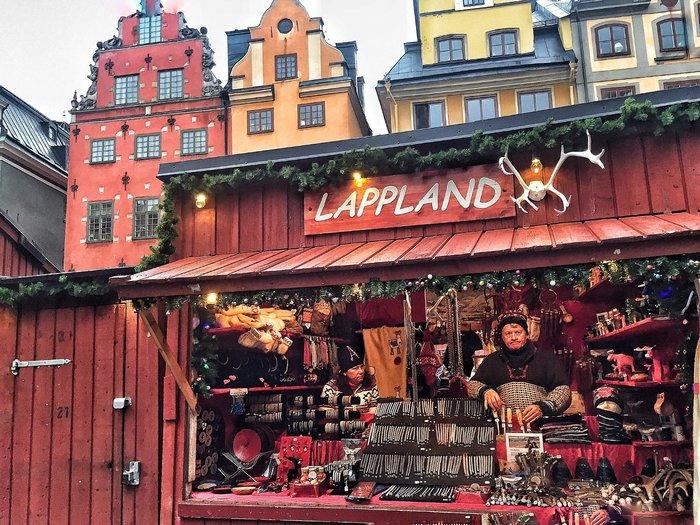 Αύρα Χριστουγέννων πλημμύρισε τη μαγευτική Στοκχόλμη! [Εικόνες] - εικόνα 30