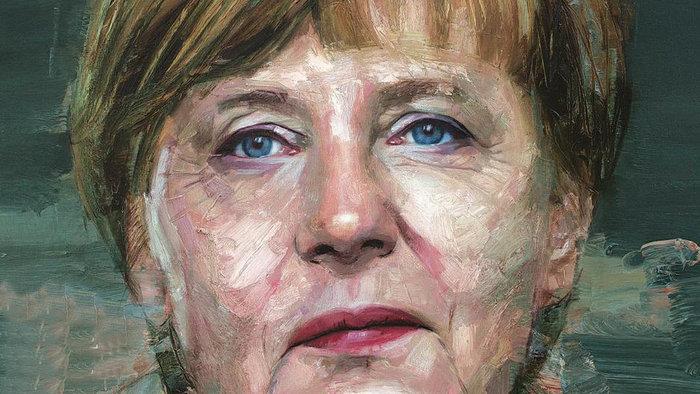Ο άνθρωπος που ζωγράφισε το εξώφυλλο της Μέρκελ - εικόνα 2