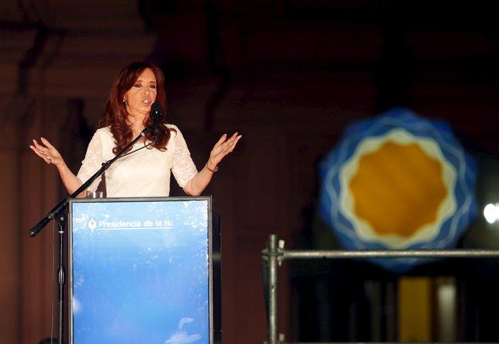 Το συγκινητικό αντίο της Κριστίνα Φερνάντες - εικόνα 3