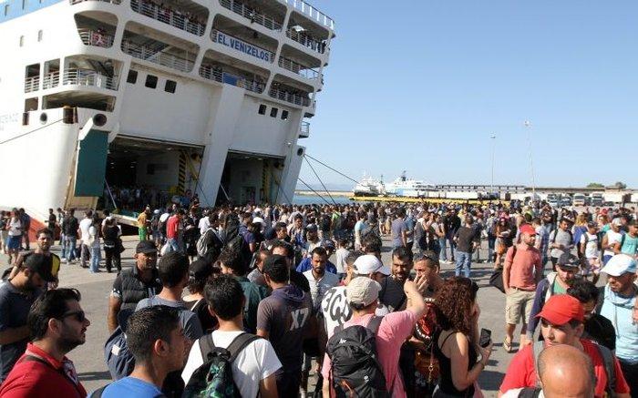 Από την Ειδομένη στην Αθήνα χωρίς χώρους και... πρόγραμμα - εικόνα 3