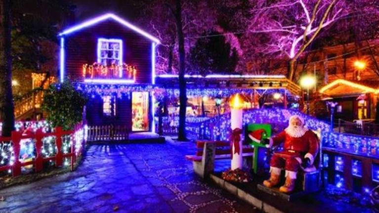 """Αποτέλεσμα εικόνας για Χριστούγεννα στο χωριό μας"""""""
