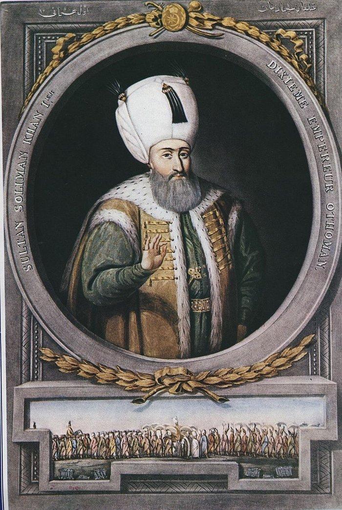 Ανακάλυψαν τον τάφο του Σουλεϊμάν του Μεγαλοπρεπή στην Ουγγαρία - εικόνα 2