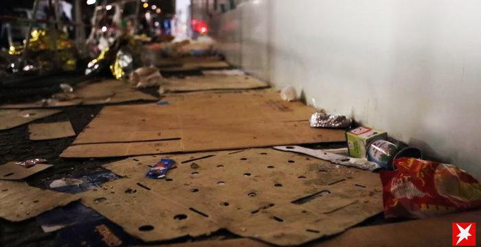 Αθλιες συνθήκες διαβίωσης των προσφύγων στο Βερολίνο - εικόνα 2