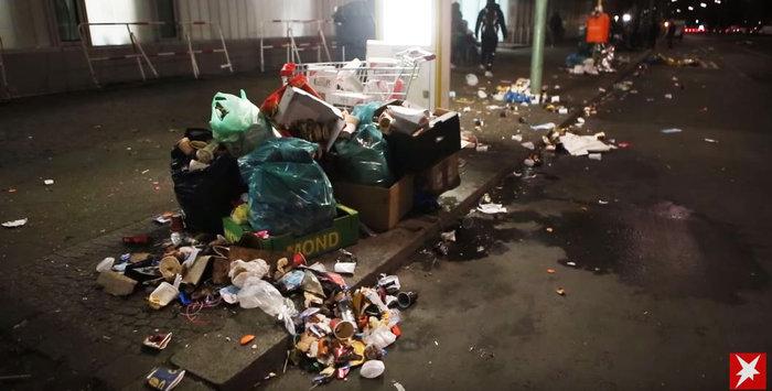 Αθλιες συνθήκες διαβίωσης των προσφύγων στο Βερολίνο - εικόνα 3