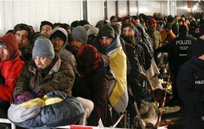 Αθλιες συνθήκες διαβίωσης των προσφύγων στο Βερολίνο - εικόνα 6