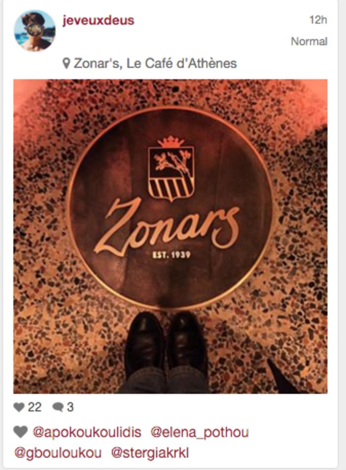 Ο ιστορικός Zonars ξανάνοιξε και έγινε αμέσως viral - εικόνα 7