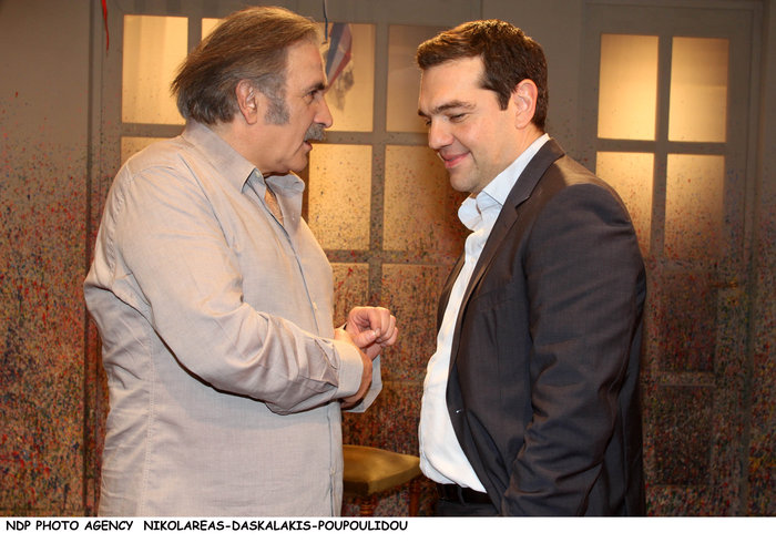 Ο Τσίπρας με το υπουργικό συμβούλιο... πήγε θέατρο - εικόνα 6