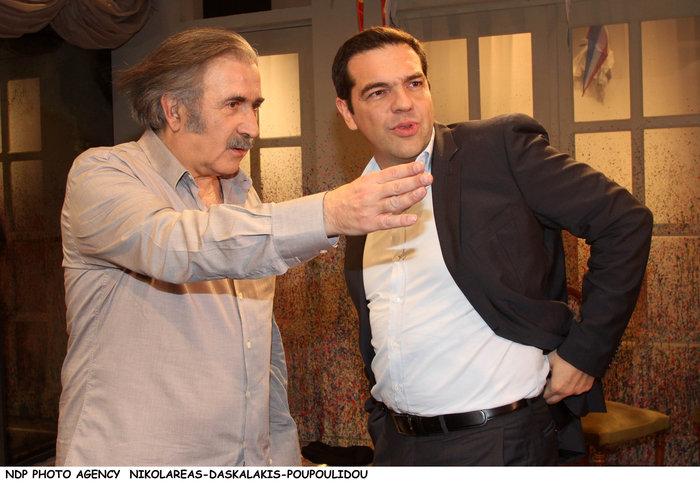 Ο Τσίπρας με το υπουργικό συμβούλιο... πήγε θέατρο - εικόνα 7
