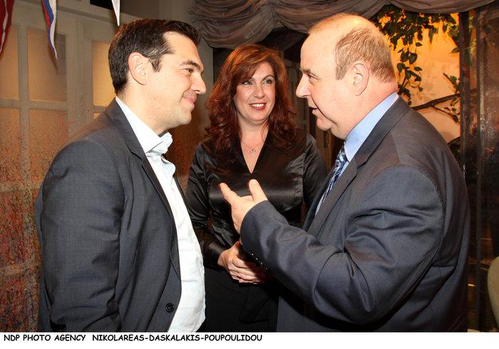 Ο Τσίπρας με το υπουργικό συμβούλιο... πήγε θέατρο - εικόνα 11