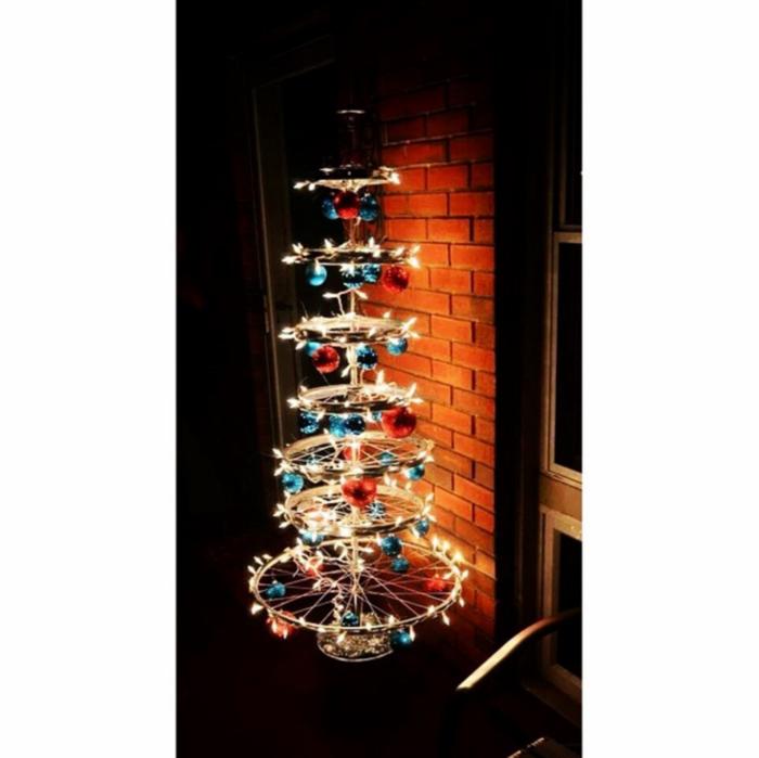 15 Xριστουγεννιάτικα δέντρα που δεν είναι δέντρα - εικόνα 3
