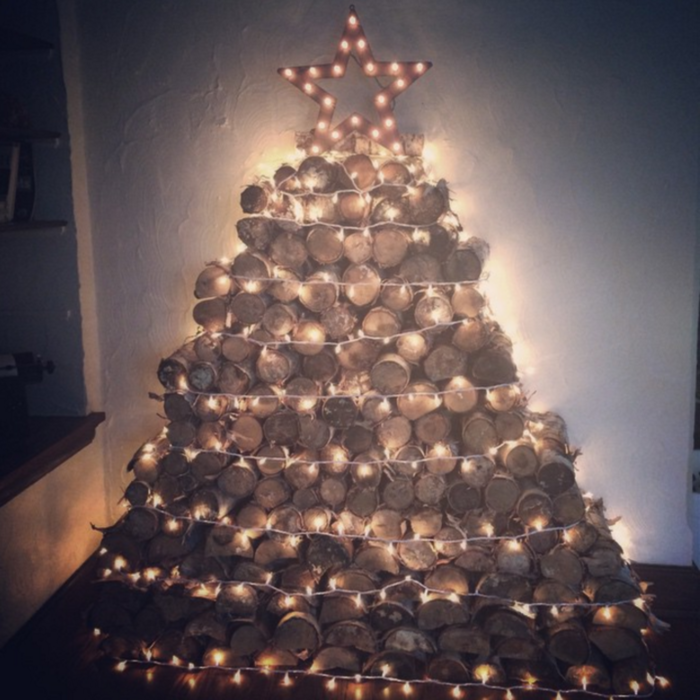 15 Xριστουγεννιάτικα δέντρα που δεν είναι δέντρα - εικόνα 7
