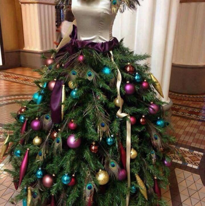 15 Xριστουγεννιάτικα δέντρα που δεν είναι δέντρα - εικόνα 8