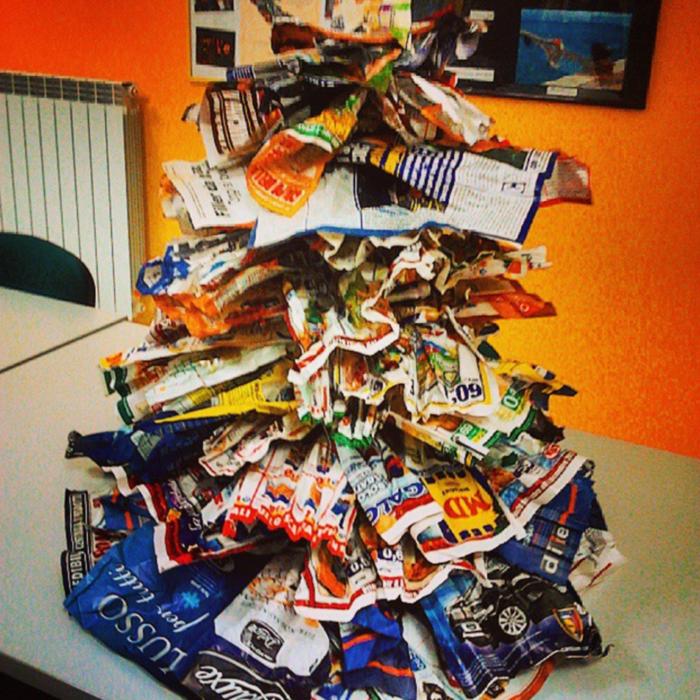 15 Xριστουγεννιάτικα δέντρα που δεν είναι δέντρα - εικόνα 10