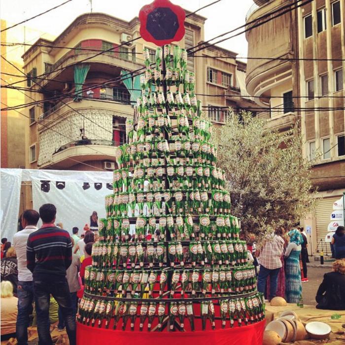 15 Xριστουγεννιάτικα δέντρα που δεν είναι δέντρα - εικόνα 14