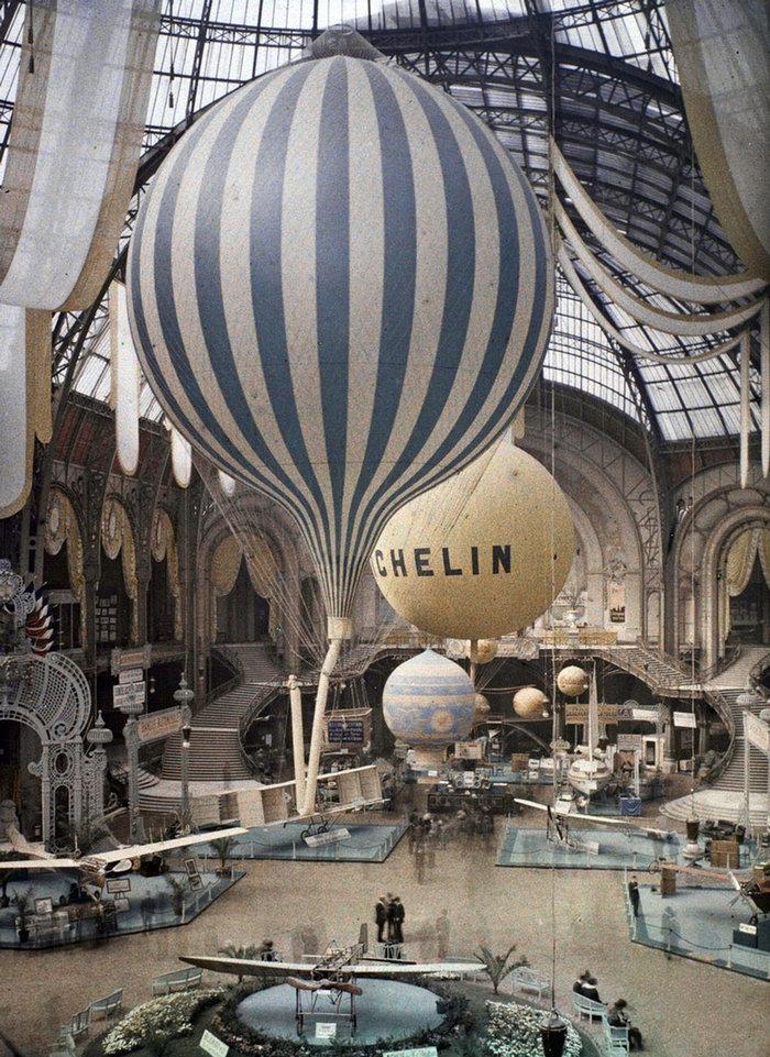 Σπάνιες έγχρωμες φωτογραφίες από το Παρίσι του 1914 - εικόνα 3