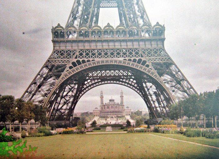 Σπάνιες έγχρωμες φωτογραφίες από το Παρίσι του 1914 - εικόνα 4