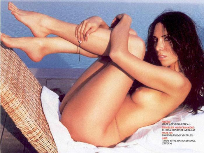 Μάγκι Χαραλαμπίδου: Ετσι ξόδεψα τα χρήματα από τις γυμνές φωτογραφήσεις