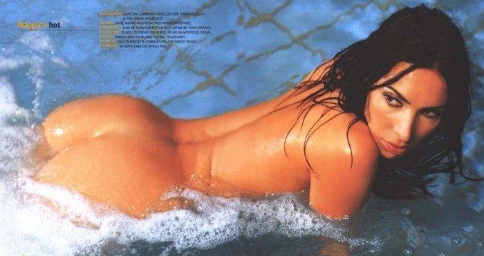 Μάγκι Χαραλαμπίδου: Ετσι ξόδεψα τα χρήματα από τις γυμνές φωτογραφήσεις - εικόνα 2